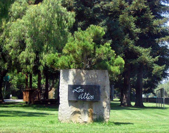 Los Altos Park in Albuquerque