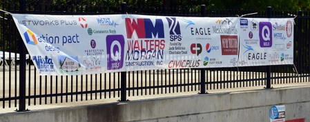 Made possible by these wonderful sponsors. Thanks. Photo by Clay Myers-Bowman.