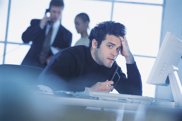 Ten Tips for Managing Workplace Stress