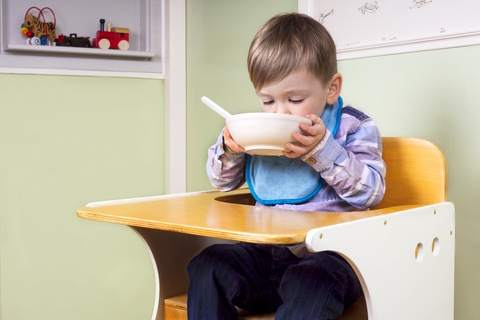 Children's Eating Habits Impact on Mental Health