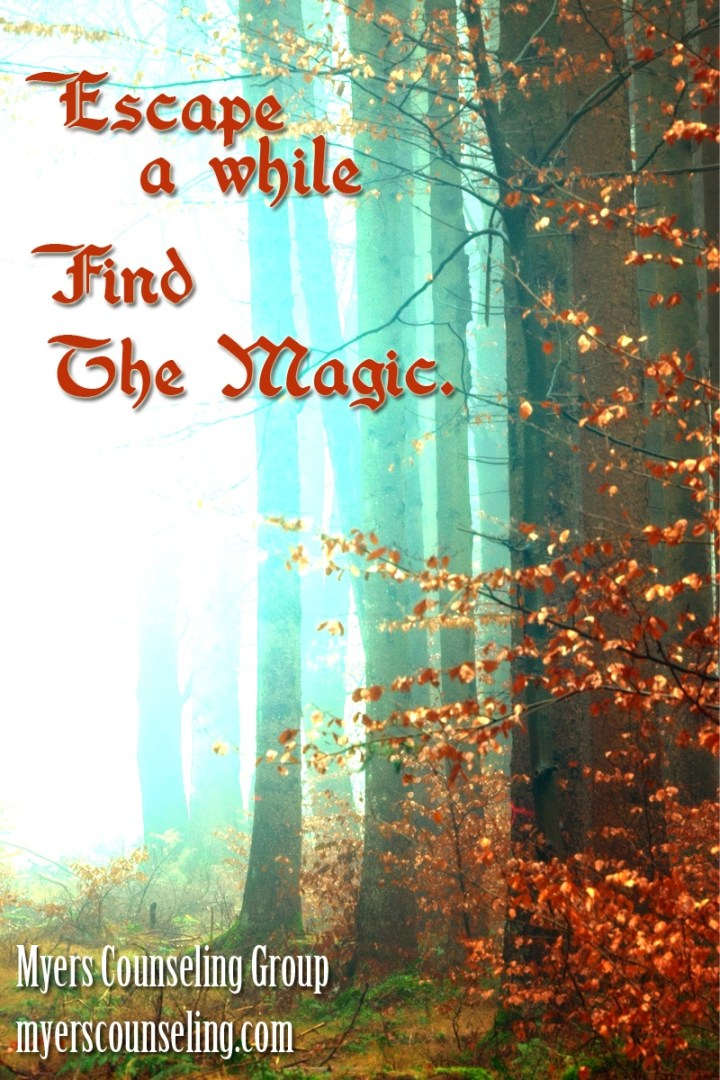 Inspirational Quote of the Day: Magic