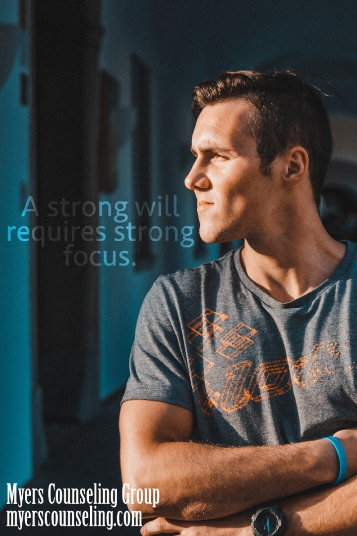 Inspirational Quote of the Day: Strong Will