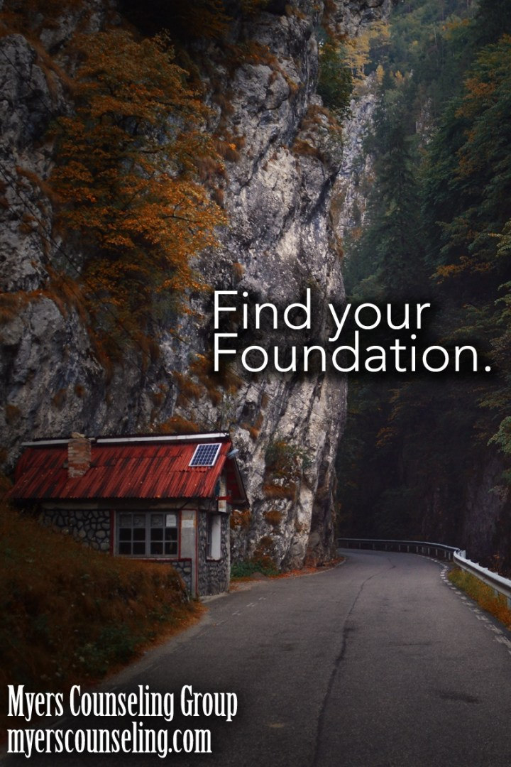 Inspirational Quote of the Day: Foundation