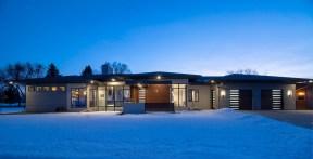 Modern Home Construction Myers Custom Homes in Billings