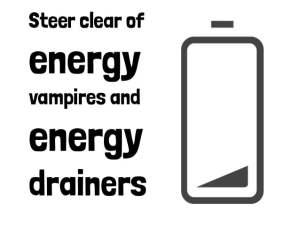 energy drainers