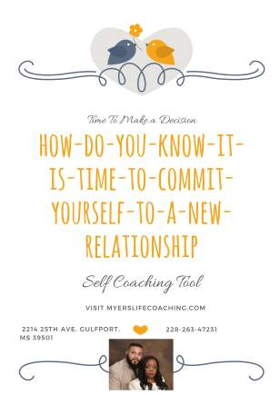Find Out If Your Ready To Commit-Relationship Coaching Tool