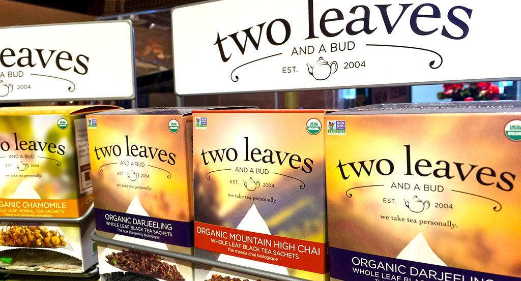 TMRC Myers Roberts Two Leaves Tea
