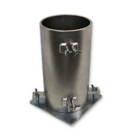 """6/"""" X 12/"""" Steel Concrete Split Cylinder Mold Concrete Cylinder Mold"""