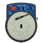 Chart Recording Thermometer - Chart Recording Thermometer (Fahrenheit Only)