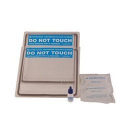 vapor emission test kit
