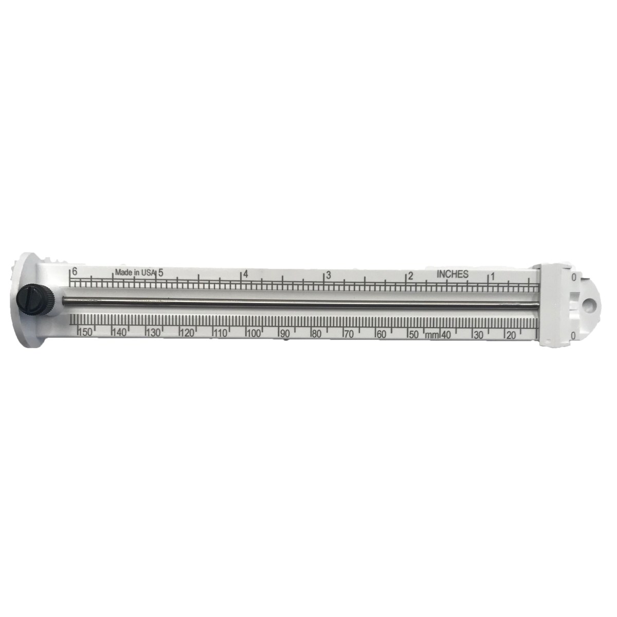 fire-proofing depth gauge