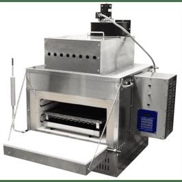 binder ignition oven