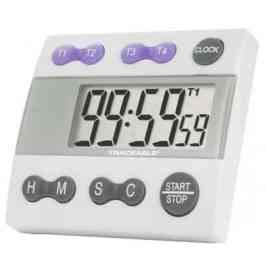 four channel alarm timer
