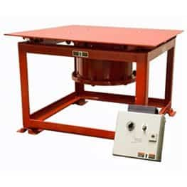 Relative Density Vibrating Table