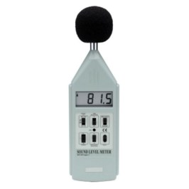 Graphic Display Sound Meter