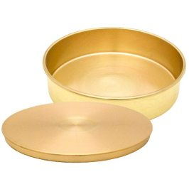 Brass Pans and Covers