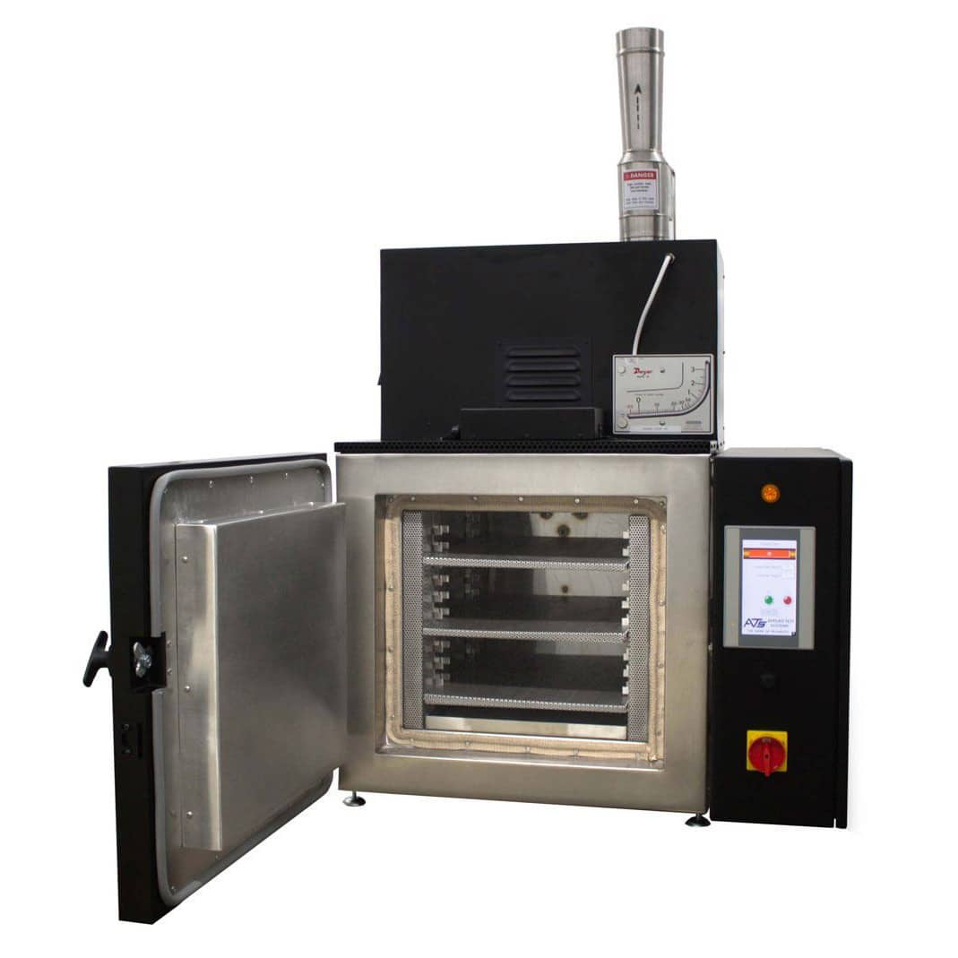 Pyrolytic Oven Asphalt Specialty Ovens