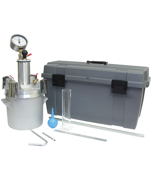 Concrete Pressure Air Meter