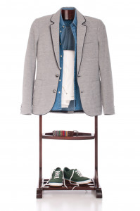 Smart casual clothing