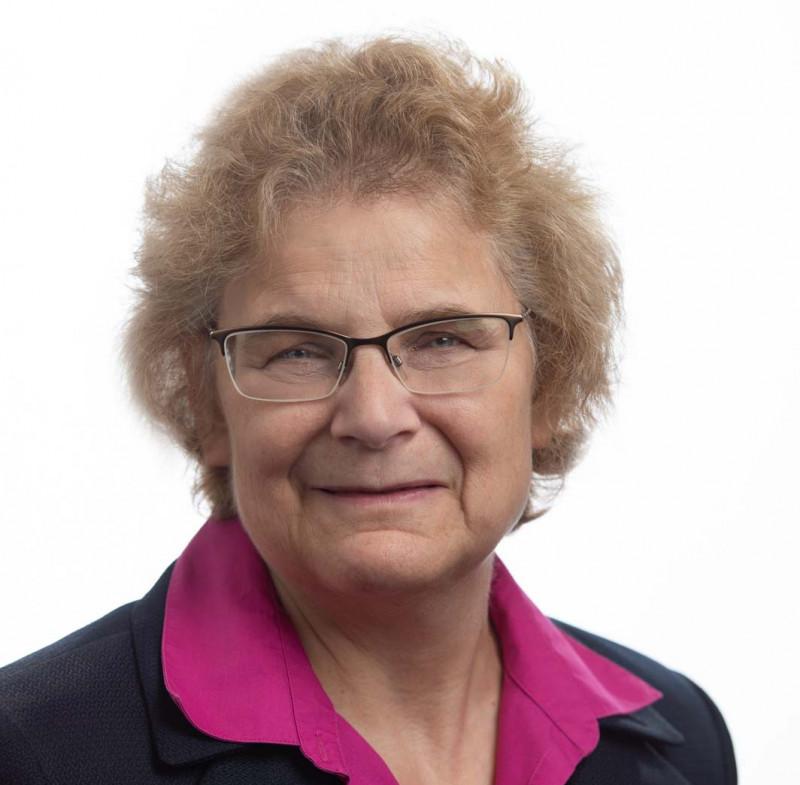 Susan Grimm, Payroll Manager