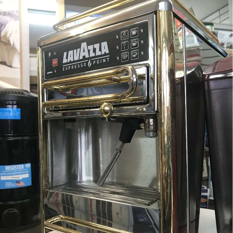 LavAzza Espresso Point Repair