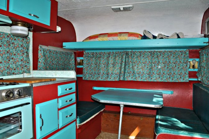 Vintage Camper Makeover My East Texas