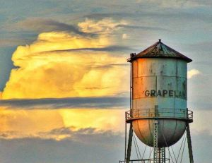 grapeland-water-tower