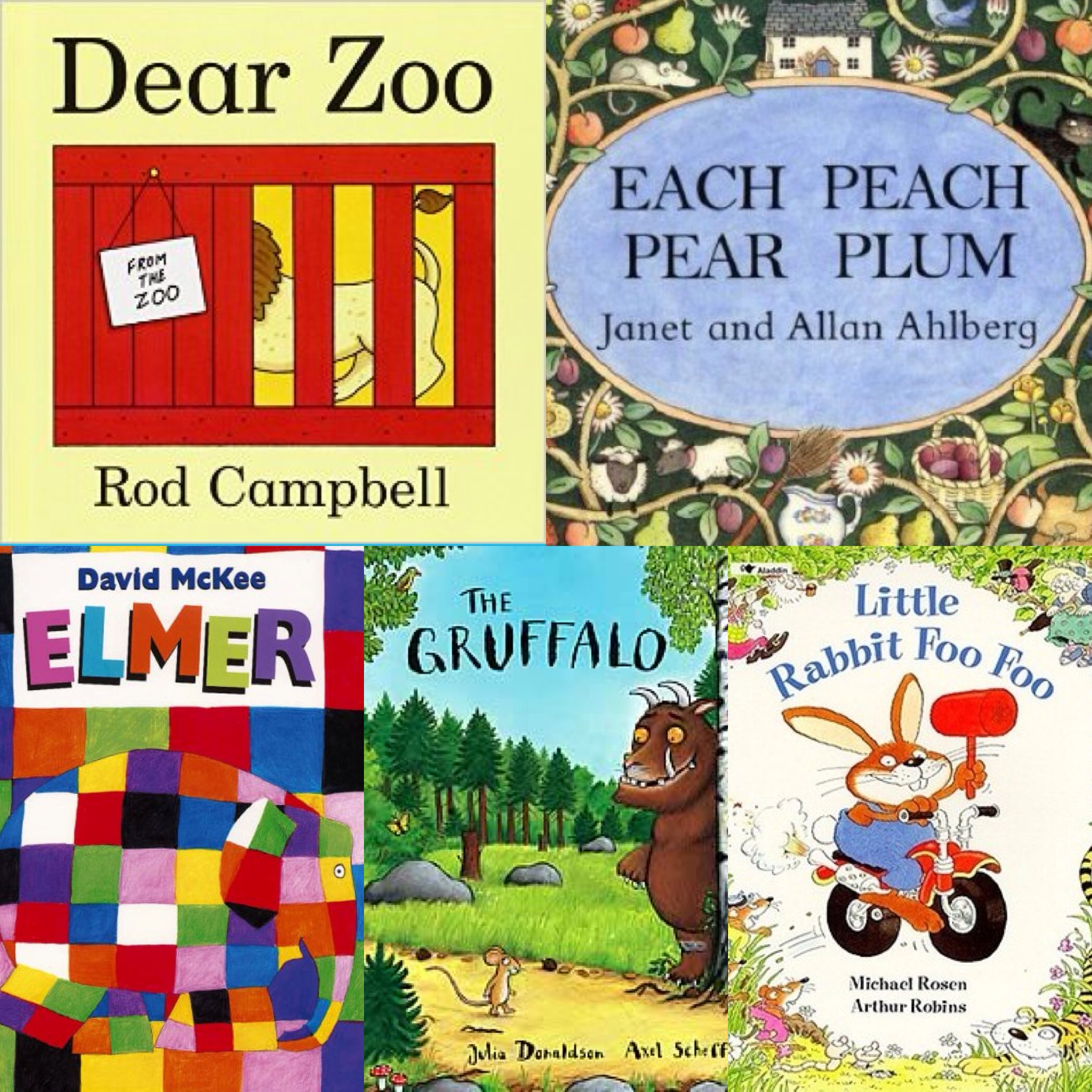 Top 10 Books To Read To Young Children