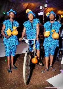 Palm wine service in lagos for wedding