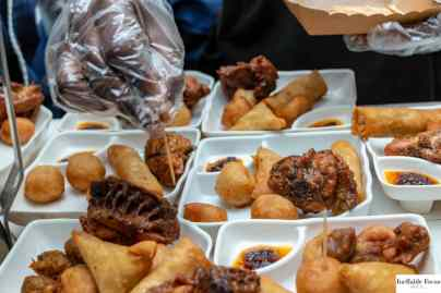 small chops service for corporate event