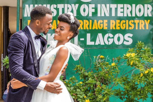 ikoyi registry court wedding