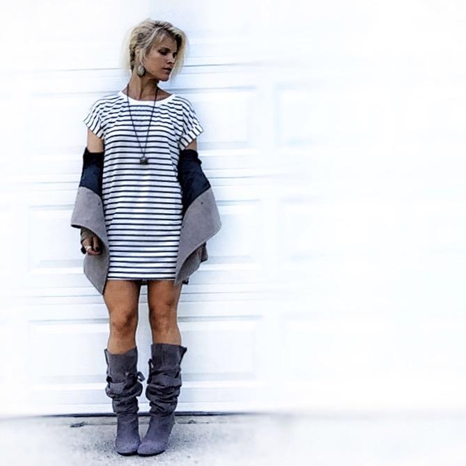 fashion.coat open