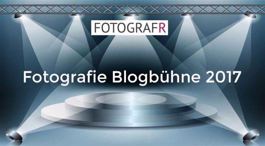 Die Fotografie-Blogbühne