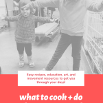 movement ideas for kids