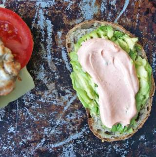 Grilled Chicken Sandwich | A Nutritionist Eats
