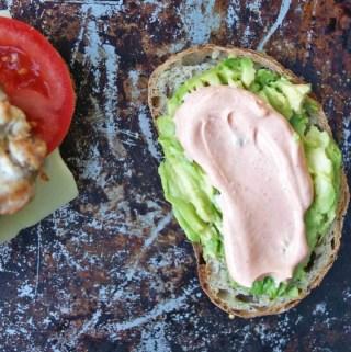 Grilled Chicken Sandwich   A Nutritionist Eats
