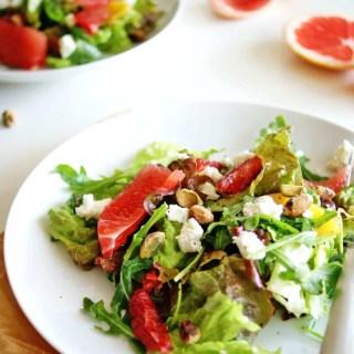 Citrus Salad | anutritionisteats.com