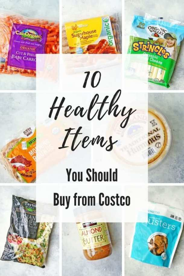 Healthy Costco Shopping List: 10 Items You Should Buy - My