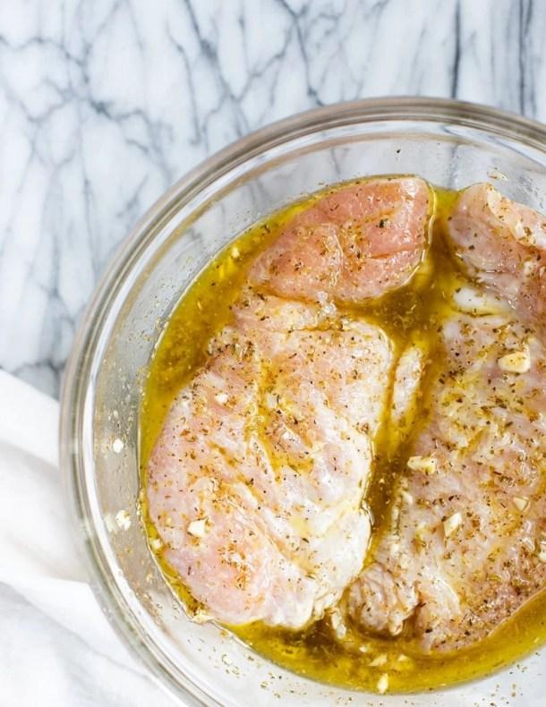 turkey tenderloin recipe in marinade