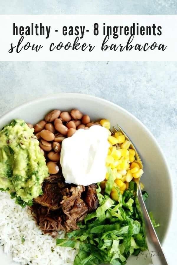 Slow Cooker Barbacoa (chipotle copycat)