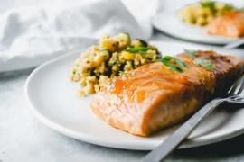 f8234526670c Apricot Glaze for Salmon Recipe