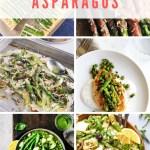 asparagus nutrition and recipes