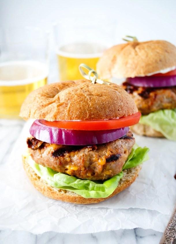 how to make turkey burger