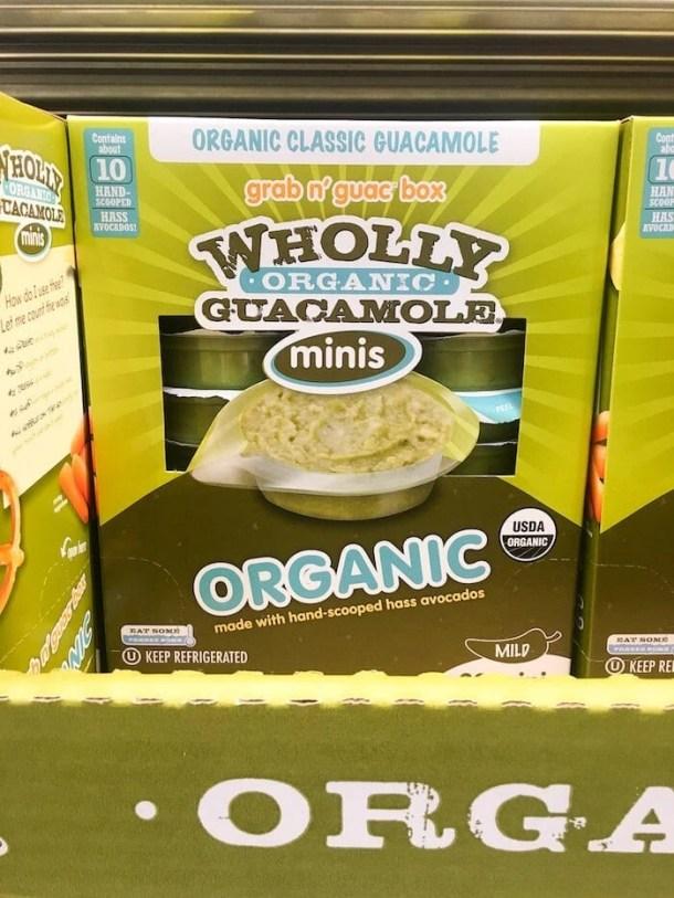 mini guacamole cups - what to buy at costco list