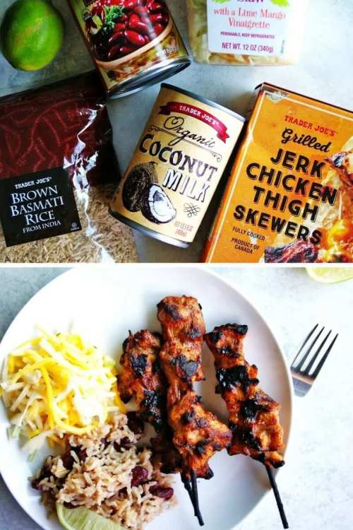 easy trader joes recipe jerk chicken