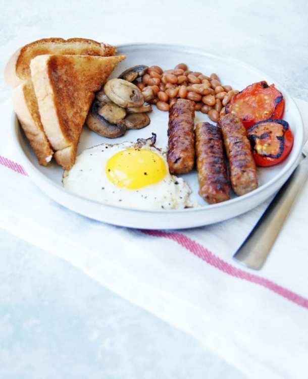 Healthy Full English Breakfast Recipe 8