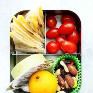 healthy cheese quesadilla-bento-box-2