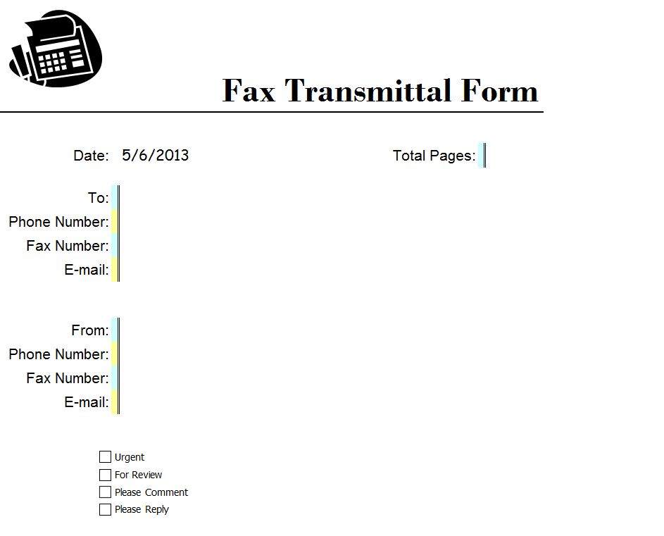 basic fax cover letter template fax cover sheet template pages – Fax Cover Sheet Template for Pages