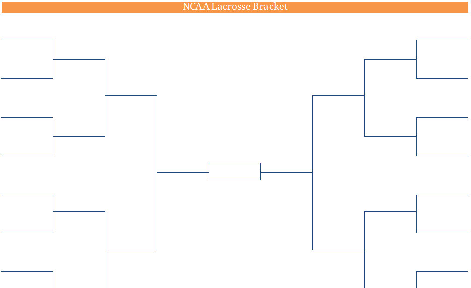 photograph regarding Nba Playoffs Bracket Printable identified as Playoff Brackets Template. 16 personnel solitary removing