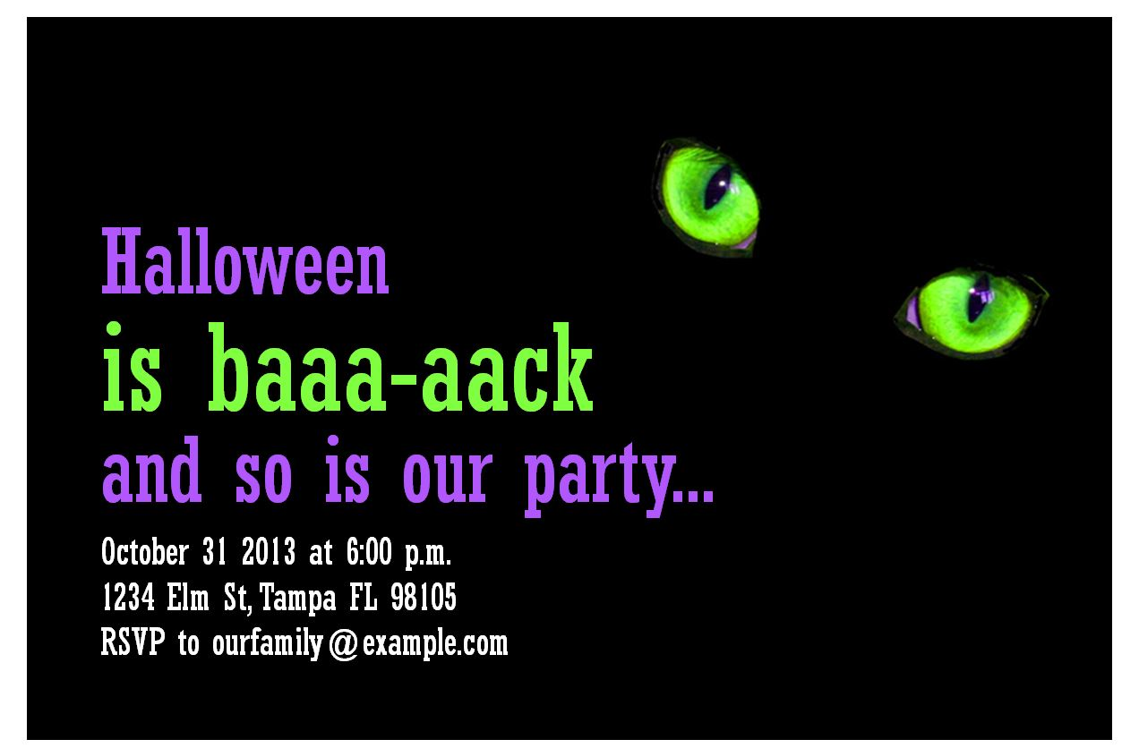 http myexceltemplates com halloween party invitations